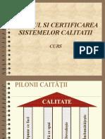 Auditul Si Certificarea Sistemelor