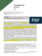 Mecanismos fisiopatologicos sarcopenia