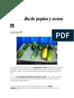 MASCARILLAS EXCELENTES PARA EL CUTIS
