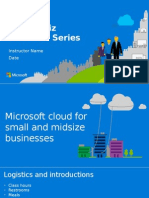 ModernBiz_Microsoft Cloud for SMB Release 1.0