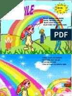 culorile prezentare