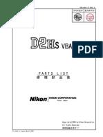 D2Hs Parts