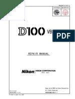 D100 Repair Manual
