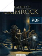 Manuale Legend of Grimrock