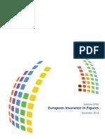 European Insurance in Figures_2013 Data
