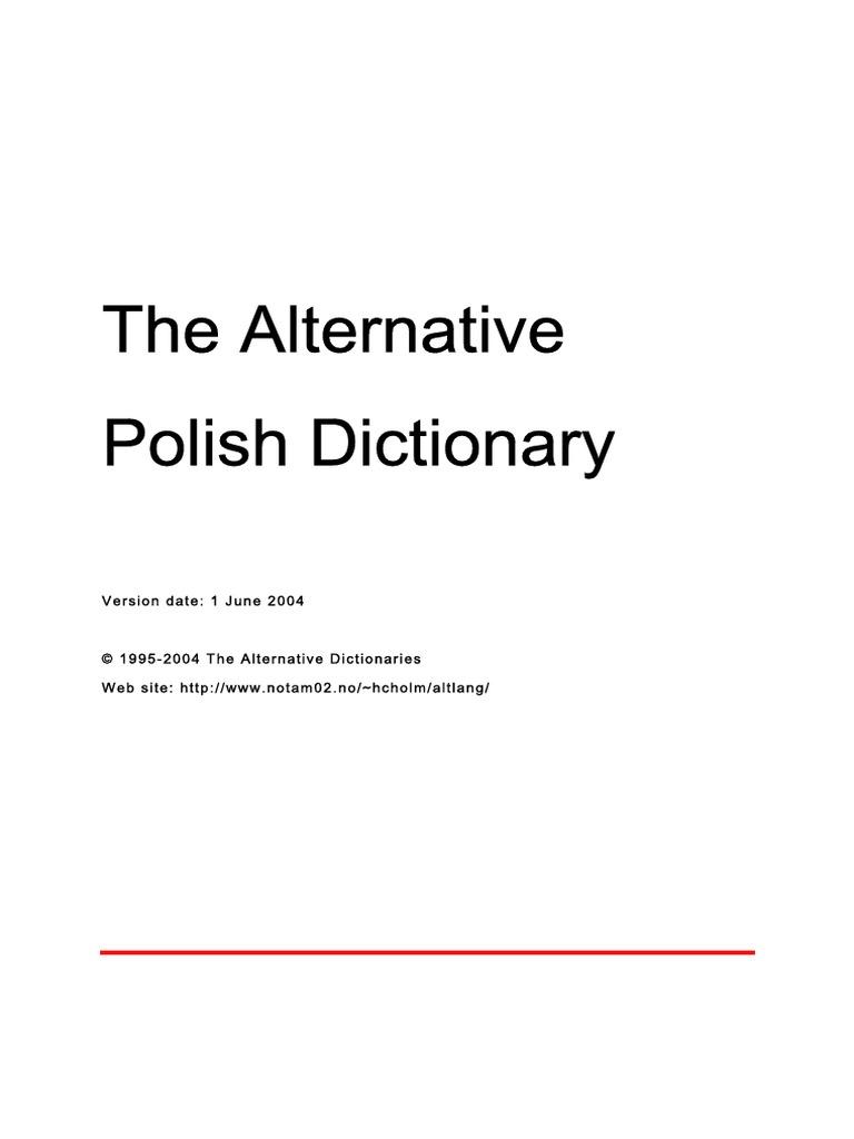 Masturbate slang polish