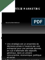 La Stratégie Marketing Master Management International