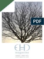EHD magazine NÚMERO 9 - MARZO Y ABRIL 2015