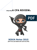 2015 Ninja Reg Demo