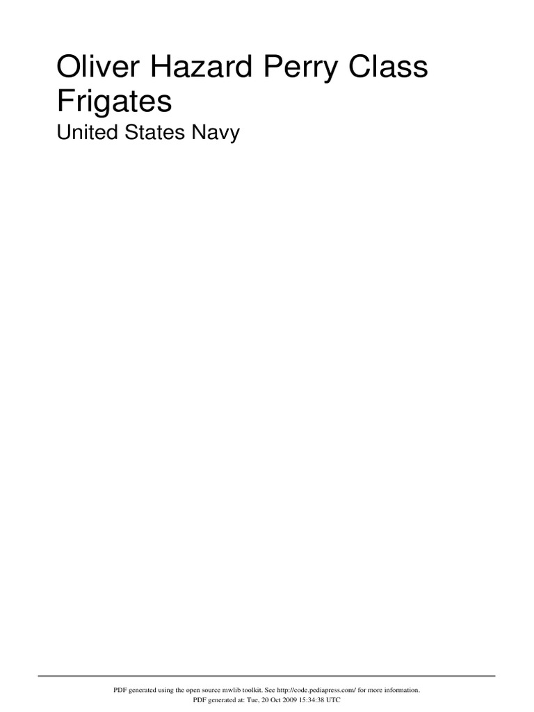 Oliver Hazard Perry Class Frigate Shipping Oxca Dip 101 Over Ip Console Insertion Card