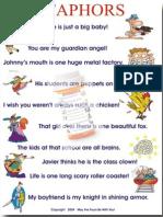 Examples of Metaphor