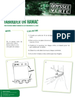 Fabriquer Un Hamac