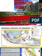 Geologi Sumatera Utara