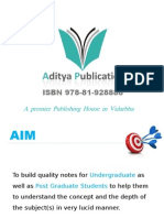 Presentation for Aditya Publication.ppt