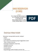 Teknik Reservoir