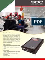 SDC Sales Data Controller