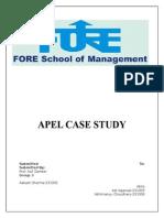 Apel Case