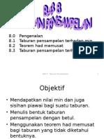 Taburan Pensampelan[1].ppt
