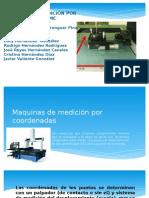 Maquinas de Medición Por Coordenadas