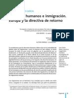 Derechos Humanos e Inmigracion L.C.nietO