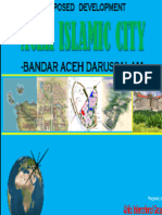 Aceh Islamic City (Bandar Aceh Darussalam)