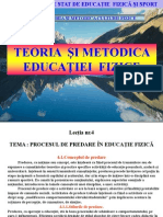 Teoria Si Metodica Educatiei Fizice(Lectia4)