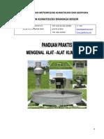Alat - Alat Meteorologi BMKG