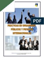 Practicas Organismos Internacionales UE 2015
