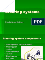 Steering System of vehicle