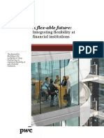 Pwc Workplace Flexibility Integration Financial Institutions