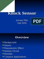Knock Sensor Combined