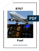 Combustible B767-300