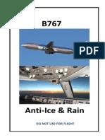 Boeing 767 300 antihielos