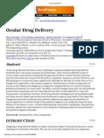 Ocular Drug Delivery.pdf
