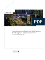 Cisco Compliance Solution
