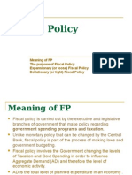 Fiscal Policy.ppt