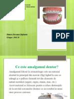 Amalgamul Dentar