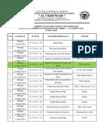 Jadwal Bimbingan Manasik Haji 2015