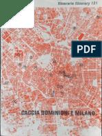 Itinerario Domus n. 131 Caccia Dominioni e Milano
