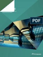 Prospeto Manufacturing Pt 2013
