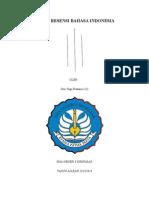 Tugas Resensi Bahasa Indonesia