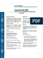 Osmotech 2202Osmotech 2202