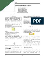 Conceptos electricos basicos fotmato IEEE