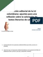 Semlij Oct 22 Prod. Editorial Lij Colombiana Nathalie
