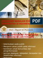 Tantangan Dan Hambatan Komunikasi Pemerintah Di Indonesia
