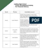 career development - fl - career portfolio