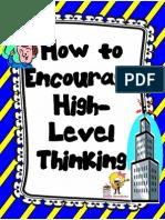 higherlevelthinkinglessonplansandprintablesforanybook