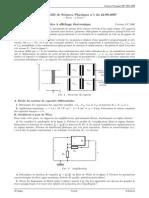 DS1 électrocinétique