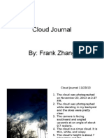 Cloud Journal (2)