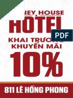 Banner Honeyhouse